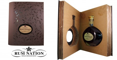 Rum Nation - Martinique - 12 Years Old - Rhum Agricole