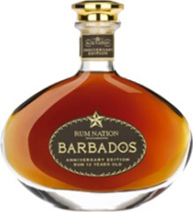Rum Nation - Barbados - 12 Years Old - Anniversary Edition