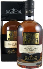 Rum Nation - Guadeloupe - Vieux - Rhum Agricole (Release 2016)