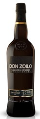Williams & Humbert - Don Zoilo Amontillado - 12 Years Old