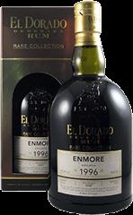 Enmore 1996 - 21 Years Old - El Dorado Rare Collection