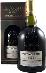 Port Mourant 1997 - 20 Years Old - El Dorado Rare Collection