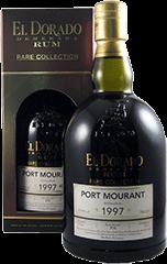 Port Mourant 1997 - 20 Years Old - El Dorado Rare Collection