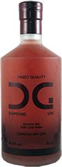 Diamond - Port Cask Finish - London Dry Gin