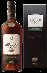 Abuelo - XV - Olorosso Sherrry Finish