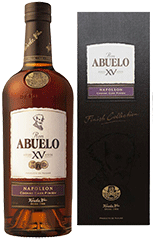 Abuelo 15yo Napoleon Cognac Finish rum