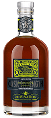 Rum Nation - Réunion - 7 Years Old - Cask Strength