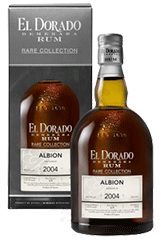 Albion 2004 - 14 Years Old - El Dorado Rare Collection