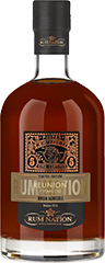 Rum Nation - Réunion - 7 Years Old - Rhum Agricole (Release 2016)