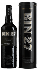 Fonseca - Bin-27 -Finest Reserve Port - in Gift Tin